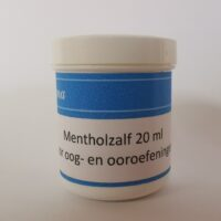 Aryana mentholzalf 20ml